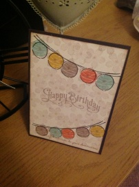 Stampin Up! Products
