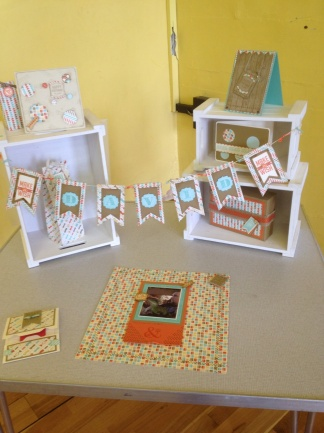 Stampin Up! Male themed makes