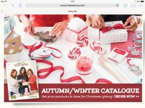 New Autumn/Winter Catalogue 2014