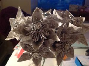 Kusadami Flowers made for a special friend!