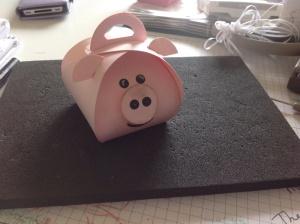 Even a pig!